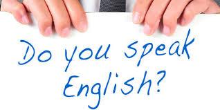 parler anglais