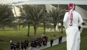 faire ses études au qatar